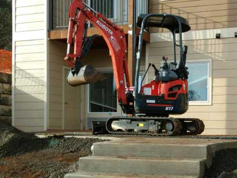 Equipment rentals at Capital Rental serving Salem Oregon, Albany, Corvallis, Keizer OR