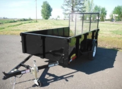 Rental store for 5X10 UTILITY TRAILER in Salem OR