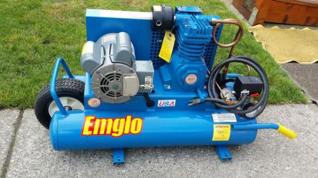 Where to find ELECTRIC 1 1 2HP AIR COMPRESSOR in Salem