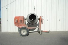 Rental store for 6 CU GAS CEMENT MIXER in Salem OR