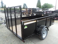 Rental store for 6 X 12 UTILITY TRAILER in Salem OR