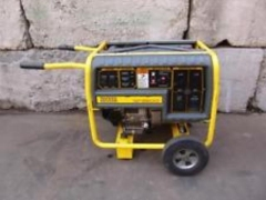 Rental store for GP6600A GENERATOR W WHEEL KIT in Salem OR