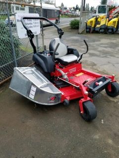 Rental store for CZT52 ZERO TURN MOWER W O BAG in Salem OR