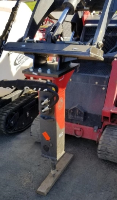 Rental store for DINGO BREAKER ATTACHMENT in Salem OR