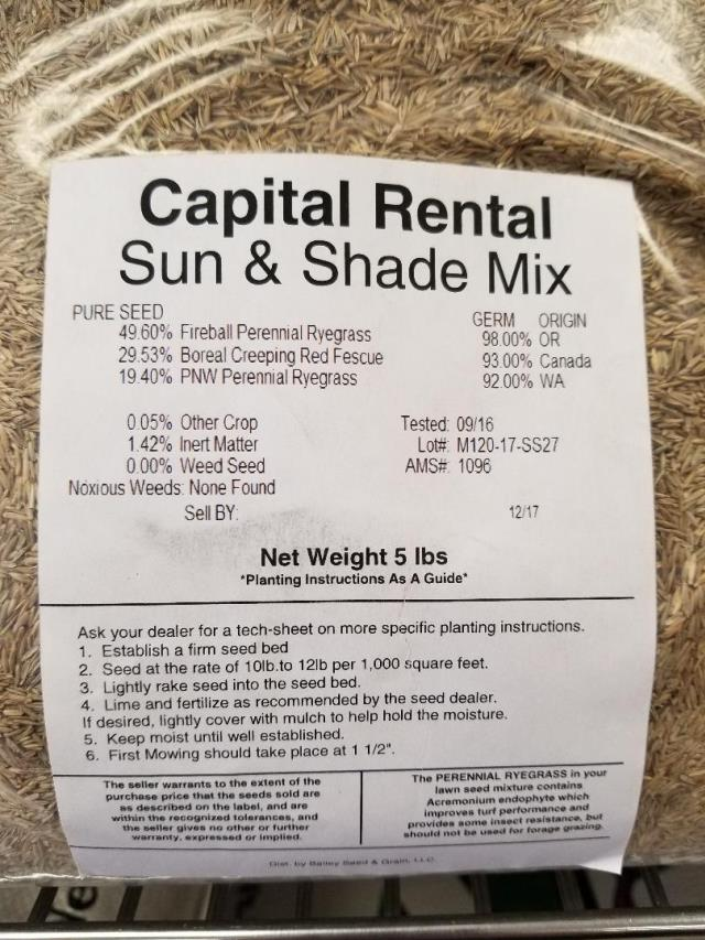 5 Sun Or Moderate Shade Rentals Salem Or Where To Rent 5 Sun Or