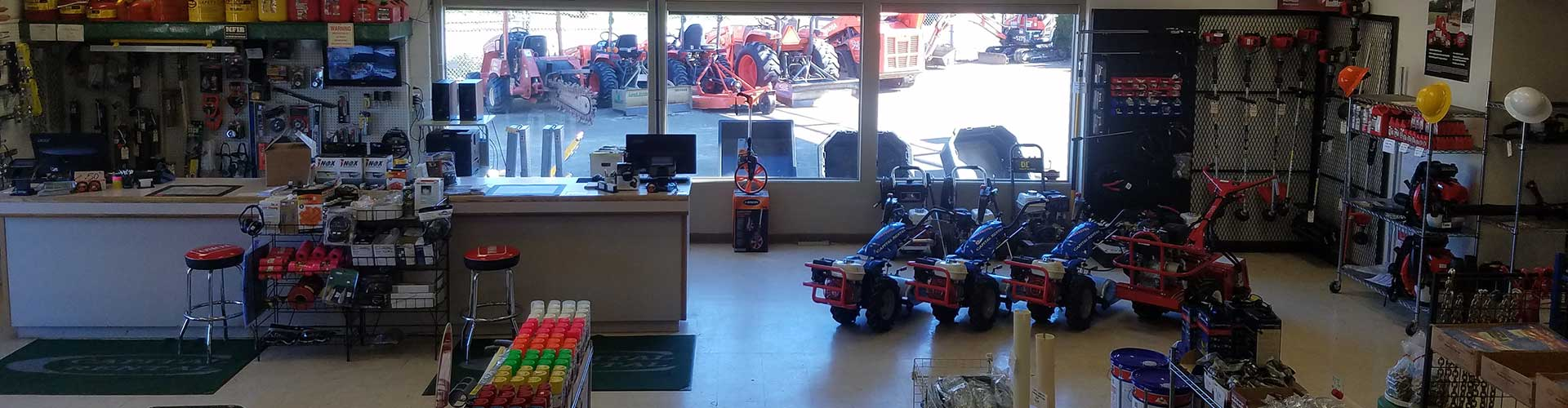Equipment & tool rentals in the Central Willamette Valley